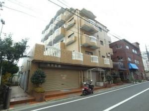 富士見町オリエントマンションの外観