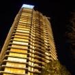 パークハビオ新宿イーストサイドタワーの外観