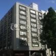 東カングランドマンション横浜パークサイドの外観写真です。