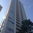 ザ・パークハウス三軒茶屋タワーの外観写真です。