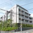 ザ・パークハウス桜新町翠邸の外観写真です。