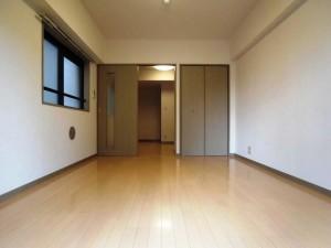 エルサンタフェ渋谷の1DKの室内写真です。