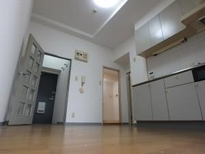 グランセルコーバの1DKの室内写真です。