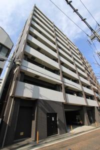 ラグジュアリーアパートメント横浜黄金町の外観写真
