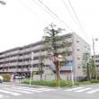 レジオン武蔵小杉B棟の外観写真です。