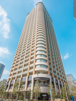 パークシティ武蔵小杉 ザグランドウイングタワーの外観写真