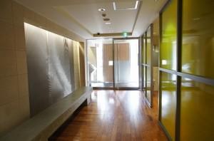 パークアクシス銀座イーストの1LDKの室内写真です。