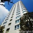 青山ザ・タワーの外観写真