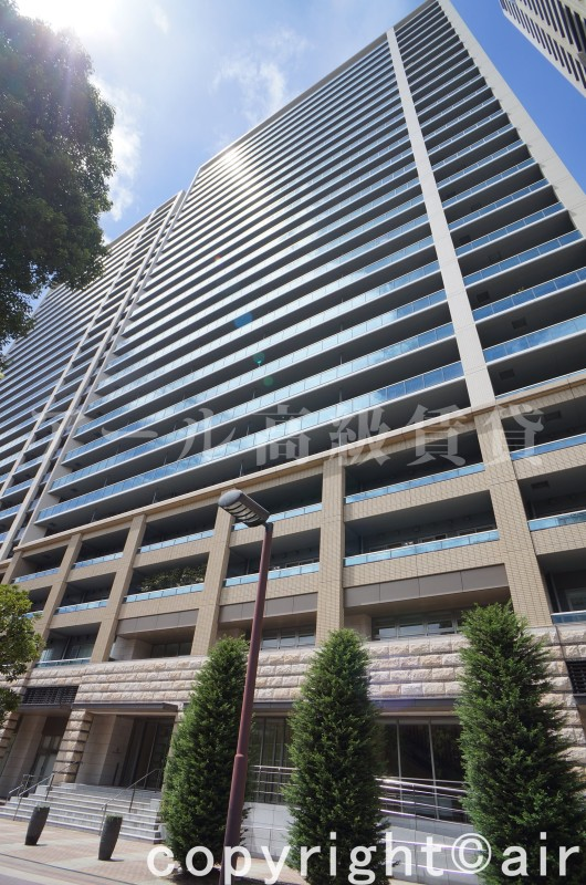 カテリーナ三田タワースイート ウエストアークの外観写真