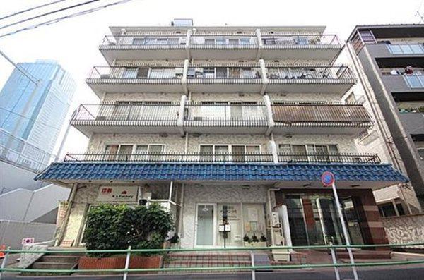 赤坂檜町レジデンスの外観写真