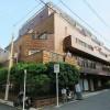 白金台桜苑マンションの外観写真