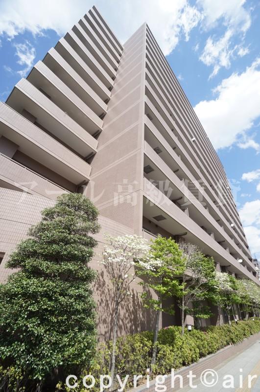 ビラカーサ三田の外観写真